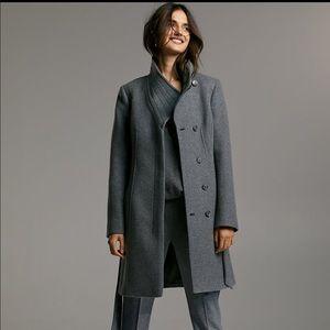 Babaton wool coat